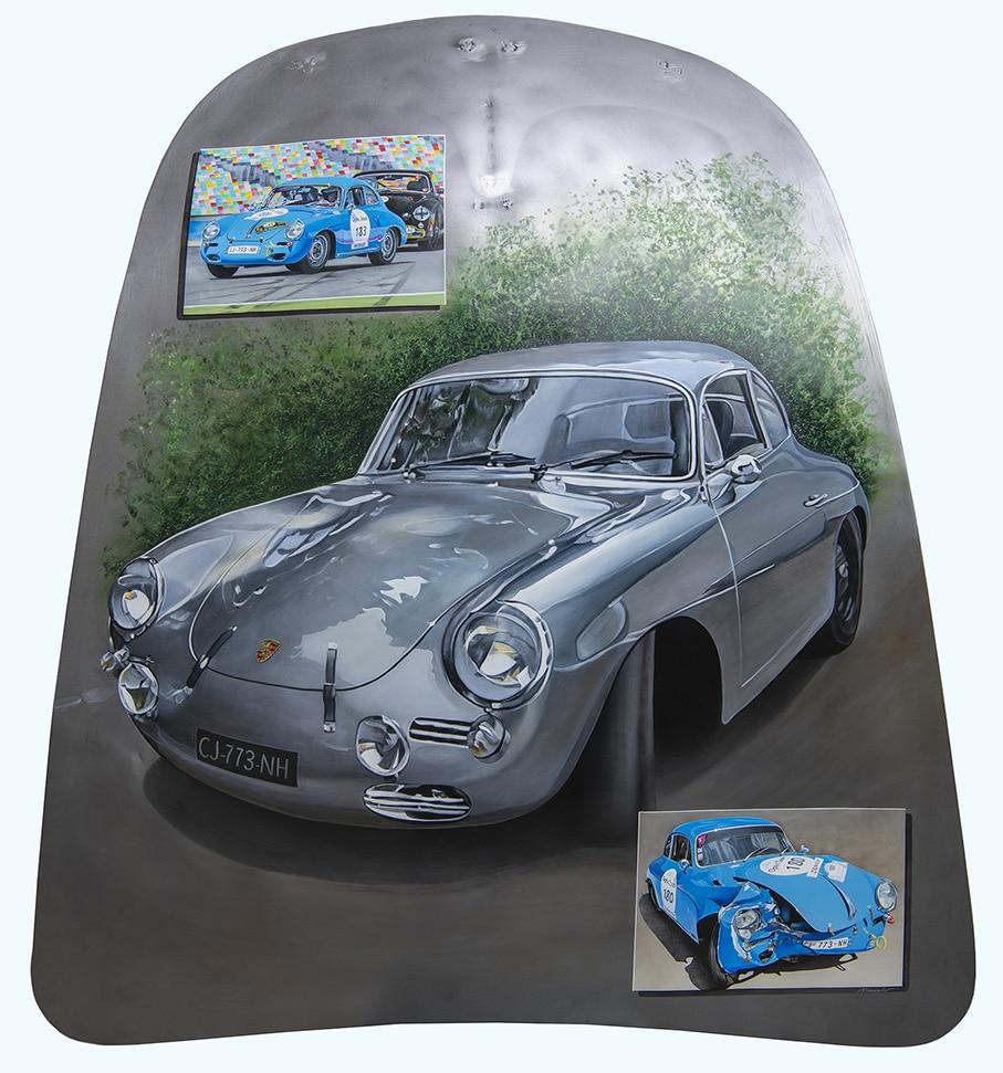 21. Capot Porsche aout 2019 - Coll. part